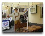 Вильнюс: Вход в ресторан
