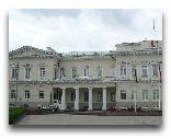 Вильнюс: Президентский дворец.