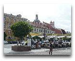 Вильнюс: Площадь перед Ратушей