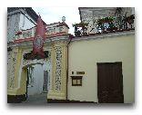 Вильнюс: Вход в отель