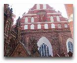Вильнюс: Монастырь Бернардийцев