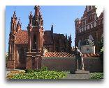 Вильнюс: Ансамбль и памятник Адаму Мицкевичу
