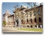 Витебск: Архитектура города