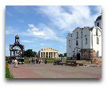 Витебск: Площадь перед собором
