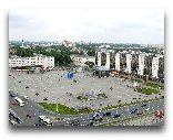 Витебск: Площадь