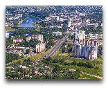Витебск: Панорама города