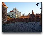 Варшава: Барбакан