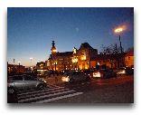 Варшава: Вечерняя Варшава