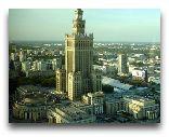 Варшава: Дворец культуры и науки
