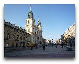 Варшава: Костел Св.Креста