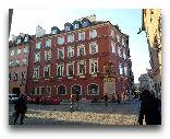Варшава: На пути к Торговой площади