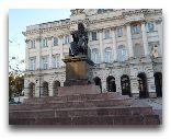 Варшава: Памятник Копернику