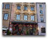 Варшава: Ресторан на торговой площади