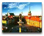 Варшава: Королевская площадь