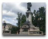 Варшава: Памятник Адаму Мицкевичу