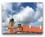 Варшава: Королевский замок