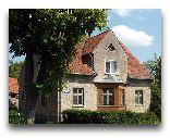 Янтарный: Старые дома