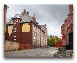 Янтарный: Улица поселка