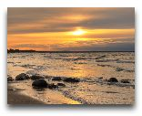 Янтарный: Море