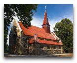 Янтарный: Лютеранская кирха