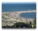 Янтарный: Пляж