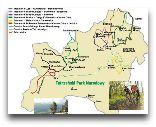 Закопане: Велосипедные маршруты
