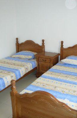 № 5 - двухместный номер с отдельными кроватями: кровати номера 5