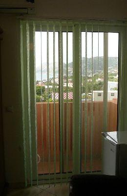 № 9 - двухместный номер с отдельными кроватями: выход на балкон
