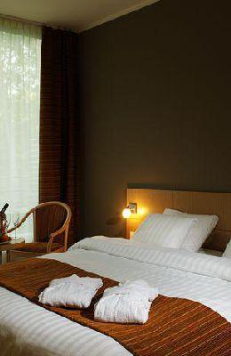 Semi-Suite: Спальня номера