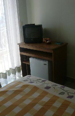 №3 - двухместный номер с дополнительной кроватью: Телевизор номера 3
