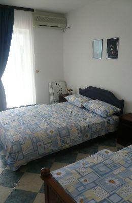 №4 - двухместный номер с дополнительной кроватью: номер 4