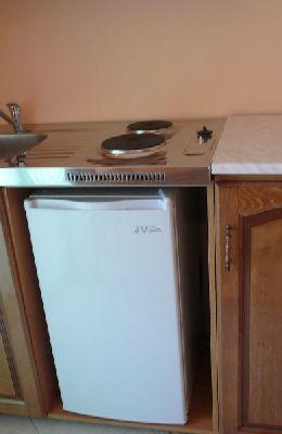 № 2 - двухкомнатный номер: мебель кухни