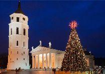 Новый Год в Вильнюсе 2016