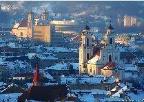 Рождественские каникулы Вильнюс-Каунас-Тракай 2016