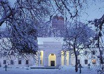 Рождественское путешествие в Литву