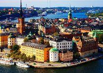 Экскурсионный тур «Королевский Стокгольм»