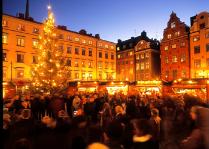 Рождественский экскурсионный тур «Королевский Стокгольм»