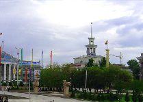 Майские праздники в Киргизии