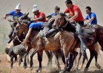 Июньские праздники в Киргизии: День 2