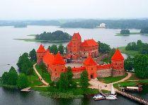 Каникулы в Литве «Вильнюс-Каунас-Тракай»: Тракайский замок