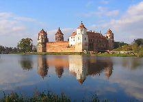 Тур в Белоруссию Минск-Гродно