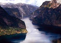 Норвегия – Королевство фьордов!
