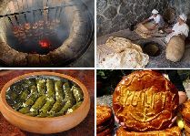 Гастрономически тур Вкус Армении