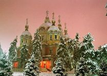 Рождество в Казахстане 2016
