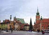 Рождественский тур: Дорогами королей Варшава-Краков 2016