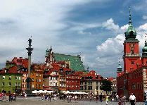 Три польские столицы: Краков - Гданьск - Варшава