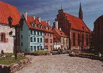 Тур в Латвию на Ноябрьские праздники