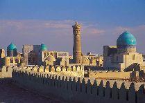 Уникальное наследие Узбекистана