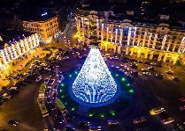 Рождественский тур в Грузию