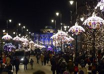 Рождественская классика: Варшава – Краков.